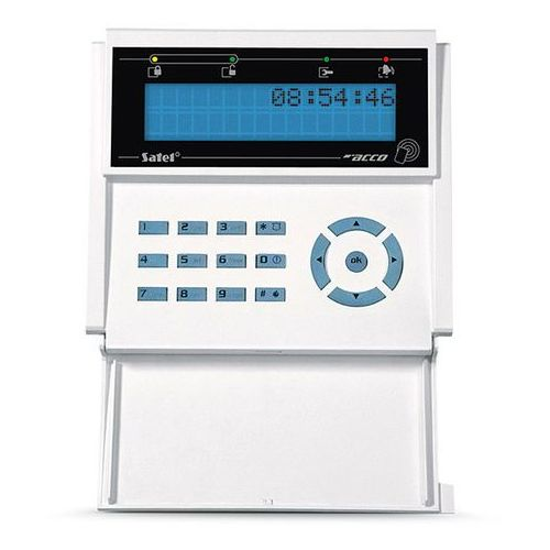 Satel Acco-klcdr-bw terminal kontroli dostępu - manipulator lcd