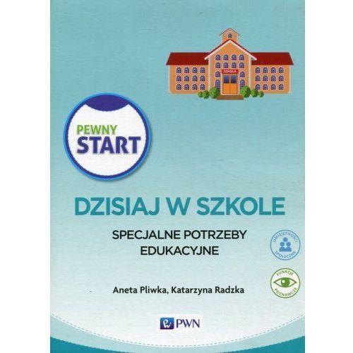 Pewny Start Dzisiaj w szkole Specjalne potrzeby edukacyjne Pakiet - Pliwka Aneta, Radzka Katarzyna (9788326229732)