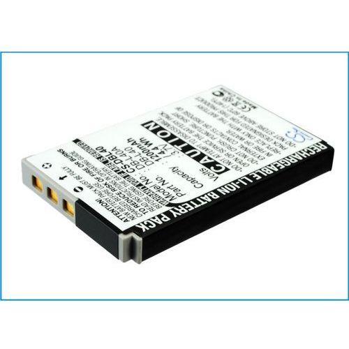 Sanyo DB-L40 1200mAh 4.44Wh Li-Ion 3.7V (Cameron Sino) - produkt z kategorii- Akumulatory do kamer cyfrowych