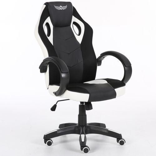 Fotel gamingowy NORDHOLD - ULLR- biały (5907176696974)