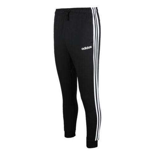 Adidas Spodnie męskie essentials 3 s tapered pant fl czarne dq3095