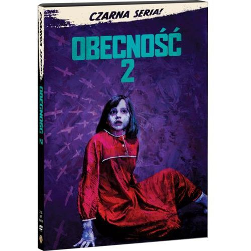 OBECNOŚĆ 2 (DVD) CZARNA SERIA (Płyta DVD)