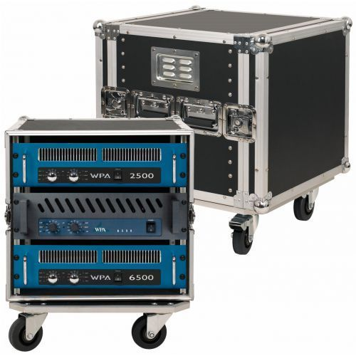 Rockcase rc-24210-b flight case 10u