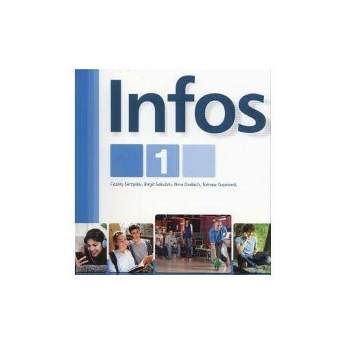 Infos 1. Oprogramowanie Tablicy Interaktywnej (do Wersji Wieloletniej) (9788378823339)