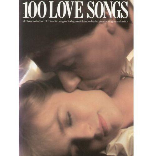 Pwm różni - 100 love songs (utwory na fortepian, wokal i gitarę)
