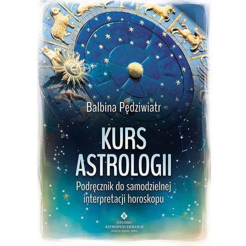 Kurs Astrologii Podręcznik Do Samodzielnej Interpretacji Horoskopu (240 str.)