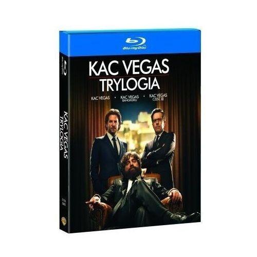 Todd phillips Kac vegas: trylogia (blu-ray) -