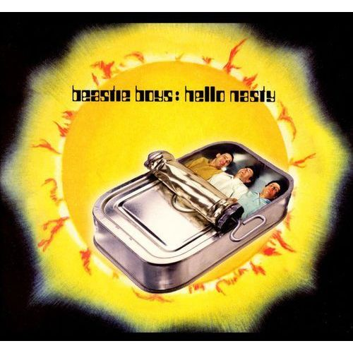 Hello Nasty (Re-mastered Edition) - Beastie Boys, U6942391