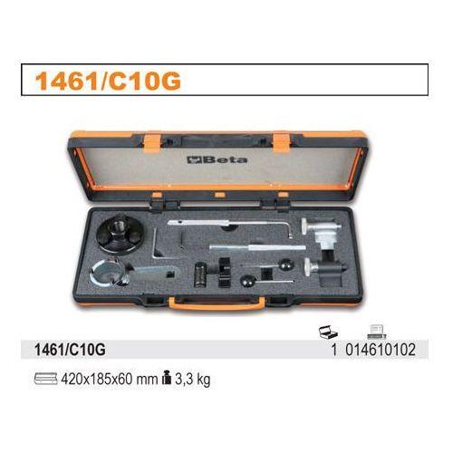 Zestaw narzędzi do blokowania i ustawiania układu rozrządu w silnikach tdi cr grupa vw, model 1461/c10g od producenta Beta