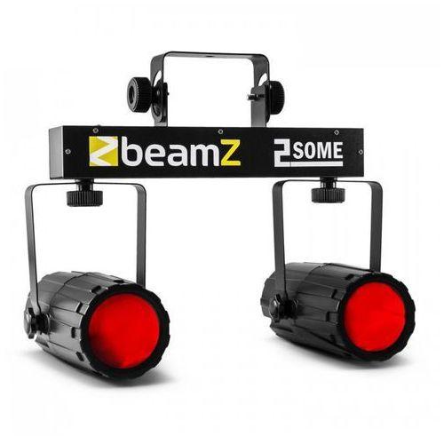 Beamz 2-some zestaw świetlny rgbw-led mikrofon