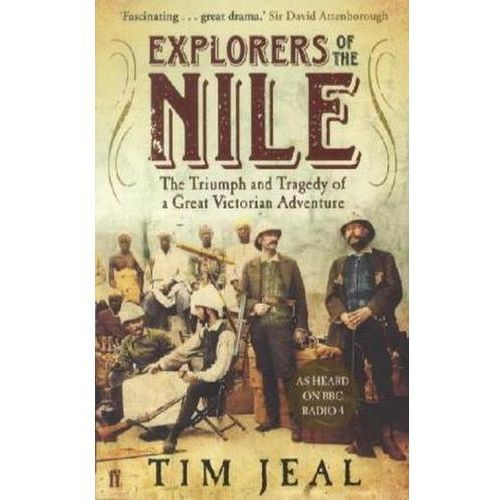 Explorers Of The Nile, Jeal, Tim