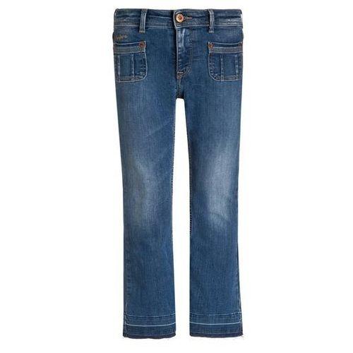 Pepe Jeans GROOVY Jeansy Bootcut denim - produkt z kategorii- spodnie dla dzieci