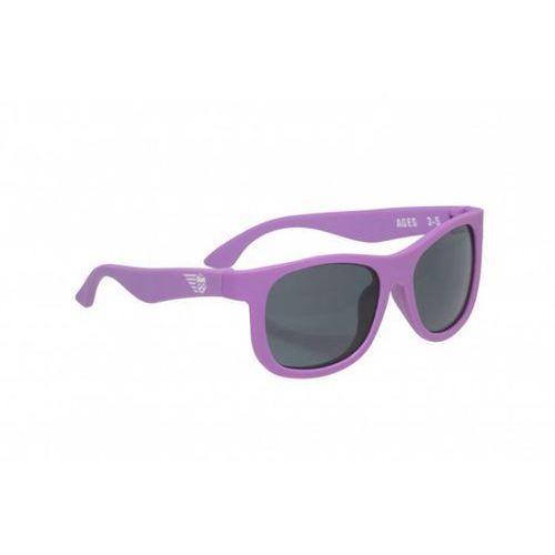 navigator okulary przeciwsłoneczne dla dzieci (0-2) purple reign marki Babiators