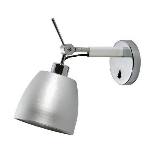 ZYTA WALL XS ALU MB2300-XS-ALU/ALU LAMPA KINKIET NA WYSIĘGNIKU AZZARDO (5901238424901)