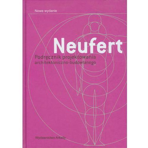 Podręcznik projektowania architektoniczno-budowlanego, oprawa twarda