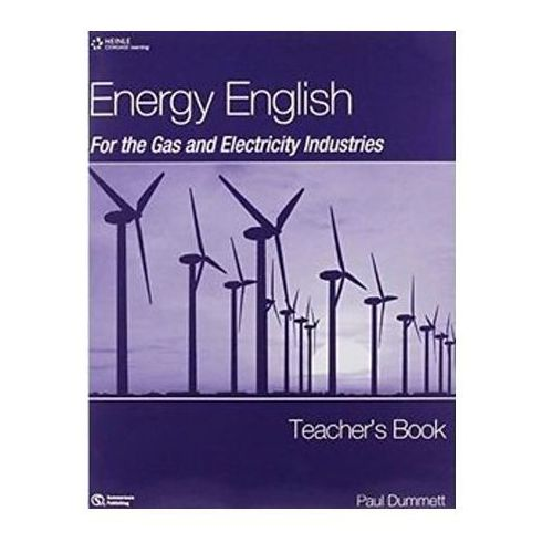 ENERGY ENGLISH For the Gas and Electricity Industries TEACHER'S BOOK (9780462098784)