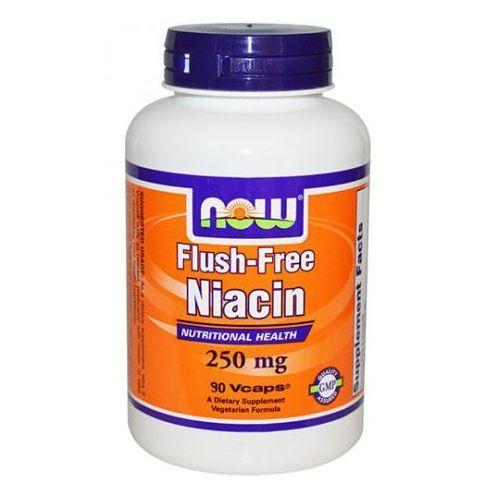 Niacyna 250mg + Inozytol 60 kaps