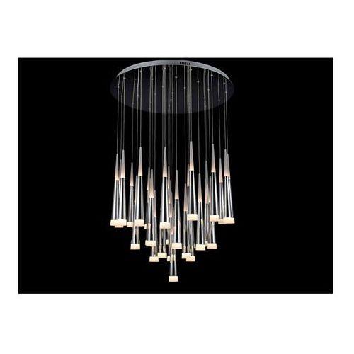 Lampa LED Wisząca Brina 31 Chrom by AZzardo