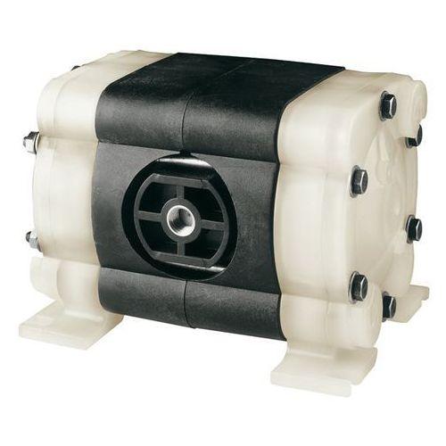 Pompa dwumembranowa na sprężone powietrze, do cieczy powodujących korozję, kwasó marki Lutz blades
