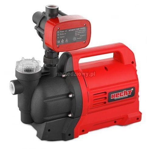HECHT Elektryczna pompa do wody 1300 W 4200 l/h TRANSPORT GRATIS !