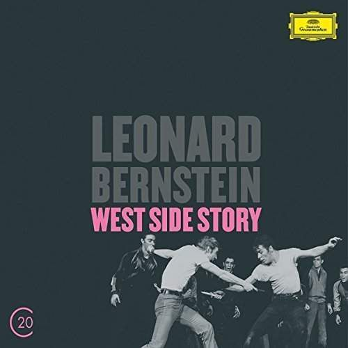 BERNSTEIN WEST SIDE STORY (20C) - Różni Wykonawcy (Płyta CD) (0028947934332)