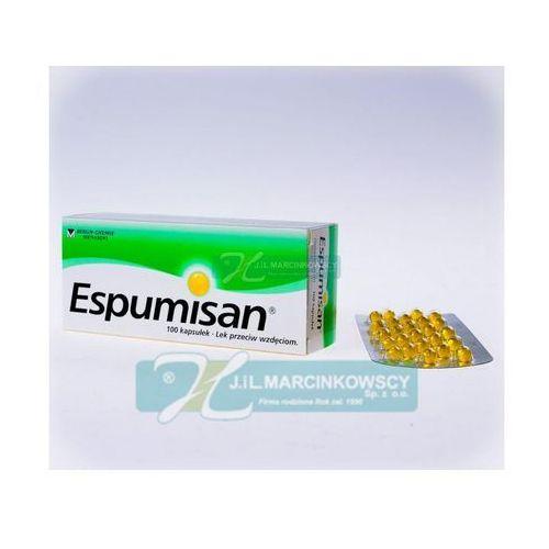 Espumisan x 100 kapsułek, postać leku: kapsułki