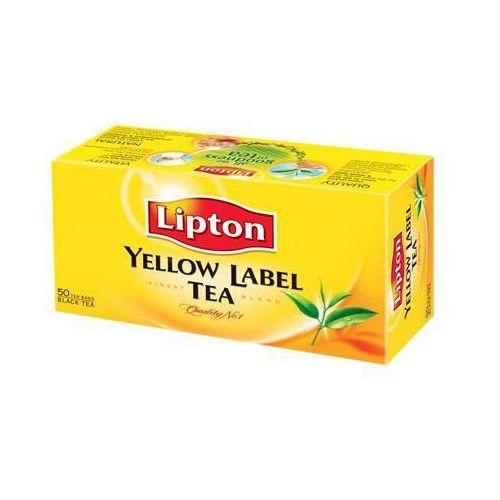 Lipton Herbata 50 torebek