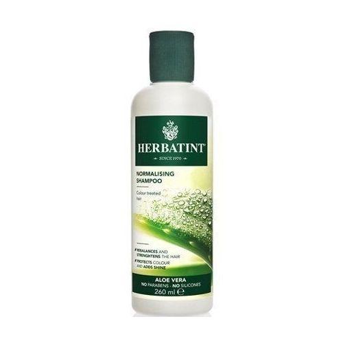 Herbatint aloe vera szampon normalizujący do włosów 260ml