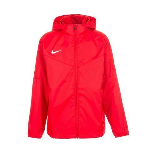 Nike Performance TEAM Kurtka przeciwdeszczowa university red / white, 645908