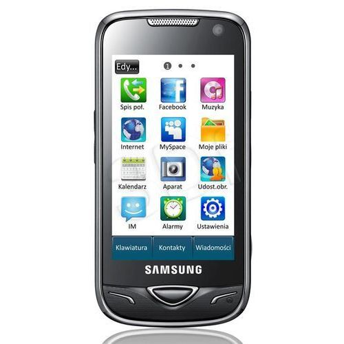 Telefon Samsung GT-B7722 Duos, przekątna wyświetlacza: 3.2