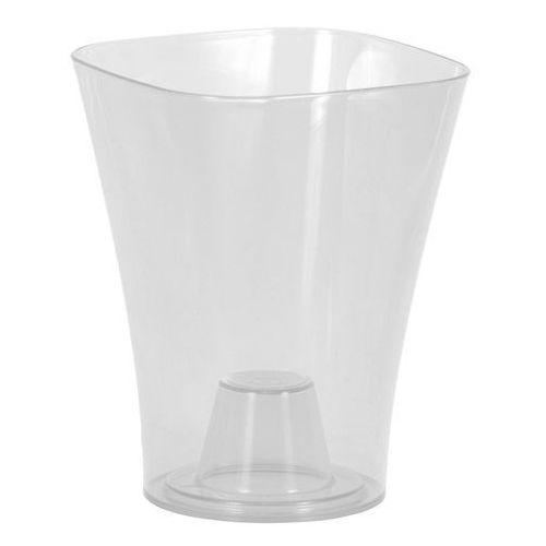 Plastikowy pojemnik na storczyki, przeźroczysty, 2 szt. - oferta [4524d0ae8fe3a584]