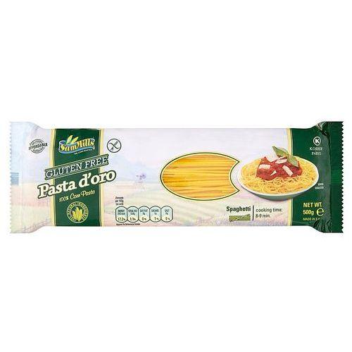 Makaron Bezglutenowy Spaghetti 500g Sam Mills, 5948935002605