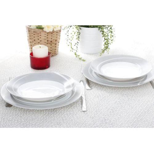 Serwis obiadowy LUMINARC FAIRY SMOKY na 6 osób (18 el.) - sprawdź w Garneczki.pl - Wyposażenie Kuchni!