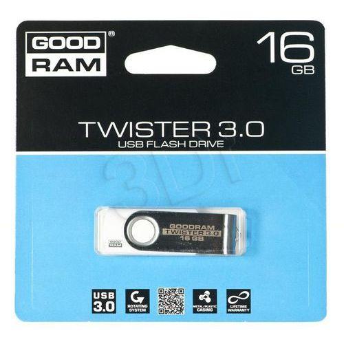Twister white 16gb usb3.0 od producenta Goodram