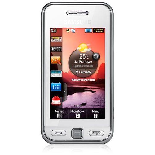 Smartfon Samsung Avila GT-S5230 z aparatem 3.2Mpix