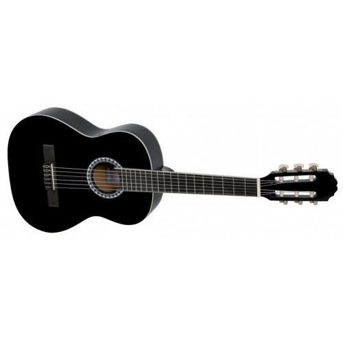 (ps510126) gitara koncertowa vgs basic 1/2 czarna marki Gewa