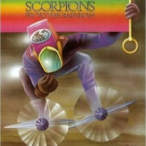 Scorpions - Fly To The Rainbow [CD]