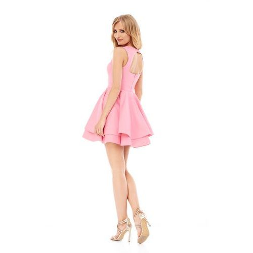 Sukienka Peonia w kolorze różowym