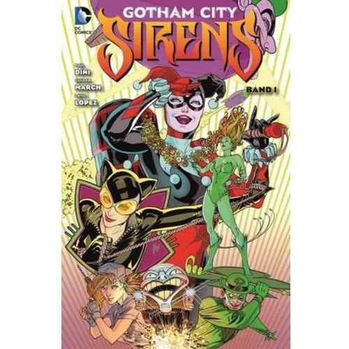 Gotham City Sirens. Bd.1