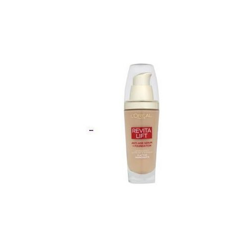 L'oreal Revitalift Anti-Age Serum + Foundation (W) podkład 210 Golden Natural 25ml