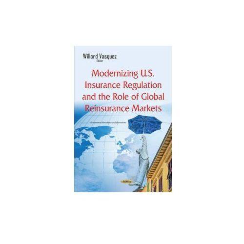 Modernizing U.S. Insurance Regulation & the Role of Global Reinsurance Markets (9781634843386)