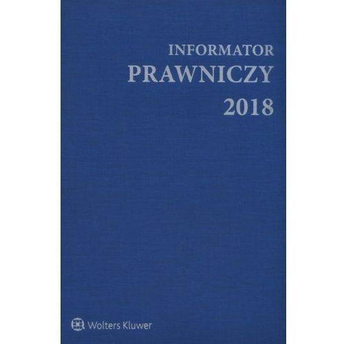 Informator Prawniczy 2018 A5 niebieski