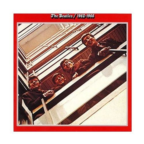 Universal music 1962-1966 (red) [remastered] - the beatles