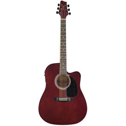 sw 203 cutu tr - gitara elektro-akustyczna marki Stagg