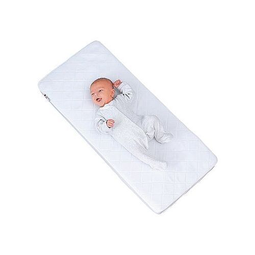 Little Chick London Oddychający materac antyalergiczny do łóżeczek dostawnych (5060479600069)