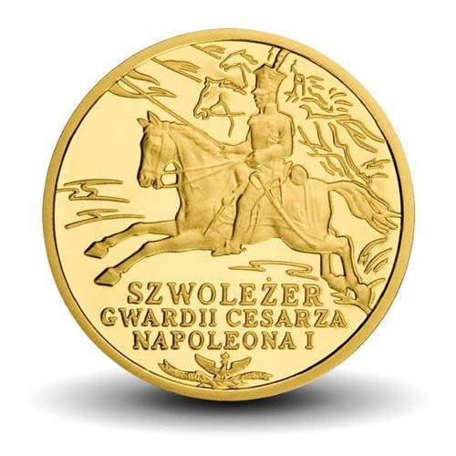 Nbp 200 zł - historia jazdy polskiej: szwoleżer gwardii cesarza napoleona i - 2010