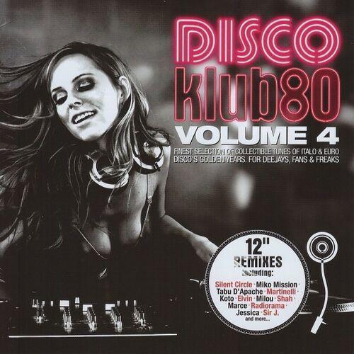 4ever music Różni wykonawcy - disco klub 80 vol. 4 (5902114894443)