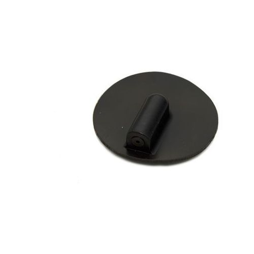 Elektroda silikonowa okrągła z gniazdem 2 mm, średnica 50 mm, produkt marki Bardo-Med