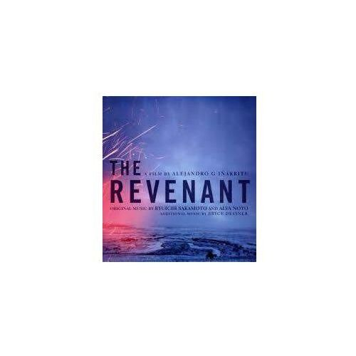 Warner music The revenant - ost (płyta winylowa) (3299039978627)