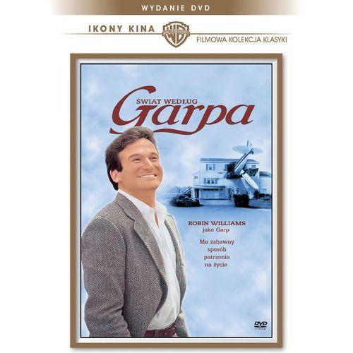 Świat według Garpa (DVD) - George Roy Hill DARMOWA DOSTAWA KIOSK RUCHU